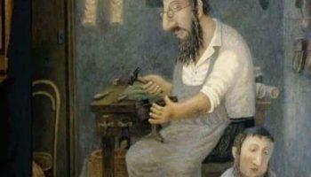 Рассказы из недалекого одесского прошлого: Бриллиантовая нога