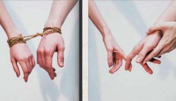 Талантливый Фотограф смогла отобразить отношения людей с помощью фото рук
