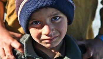 Реальная история: Как выглядит бедность для мальчика 8 лет
