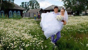 И так бывает: Украл невесту с деревенской свадьбы