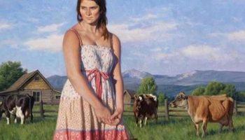 Жила в нашей деревне девушка — Страшненькая Зоя