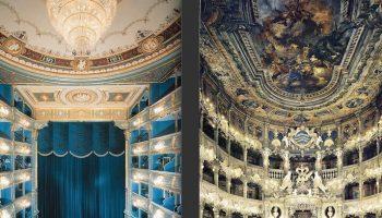 Искусство вечно и бесценно: Самые красивые оперные театры