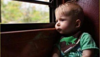 Однажды в поезде: соседка по купе просто забыла своего малыша в вагоне