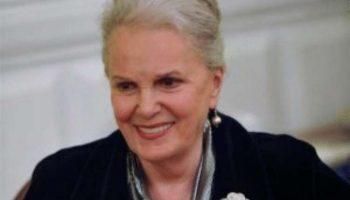 Ушла из жизни Великая и Прекрасная Элина Быстрицкая. Ушла целая эпоха