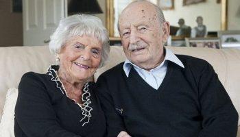 Они 87 лет вместе… Еврейская пара поставила рекорд совместной жизни