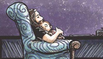 «Мамочка, ты полежишь со мной?» — О том, что действительно важно и нужно