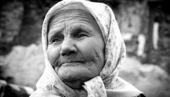 Прошло уже 20 лет…В мои сны часто приходит бабушка с мандаринами
