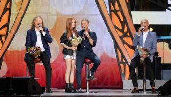 Новая песня «Доча» от Игоря Николаева, Игоря Крутого и Олег Газманова