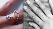 Новый жесткий способ носить украшения: «Кольца В пальцах»