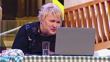 Типичная мама за компьютером и интернетом. Смешно и жизненно!