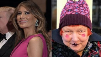 Модный обозреватель? Вот кто постоянно критикует Меланию Трамп в Журнале Vogue