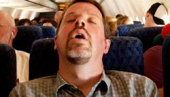 Смешной случай в самолете. Рейс в Одессу по неизвестным причинам задерживается