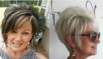 Самый звездный парикмахер рекомендует всем женщинам 50+ носить такие стрижки
