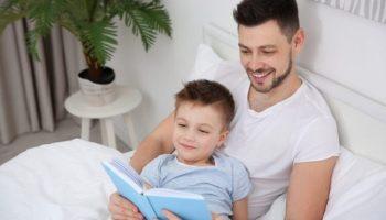 Муж так долго укладывал сына спать, что я даже начала переживать…