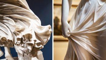 Невероятные скульпторы, которые в силах превратить камень в шелк