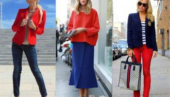 Как же все-таки правильно сочетать цвета в одежде