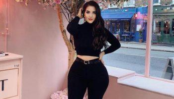 Девушка с «яркими» бёдрами покорила интернет и стала моделью plus-size