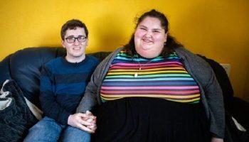 Эта конфетка-пышечка вышла замуж и очень счастлива! Она и не думает о диетах!