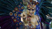 Знойные бразильянки на шикарном карнавале в Рио-де-Жанейро: устоять просто невозможно