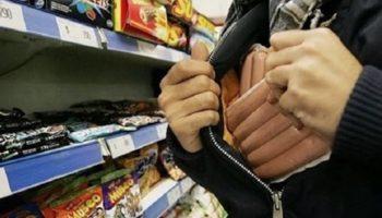 История о матери троих детей, которую поймали на краже продуктов