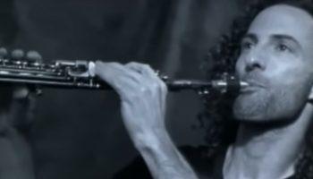 Магическое звучание саксофона Кенни Джи – «The Moment». Восторг!