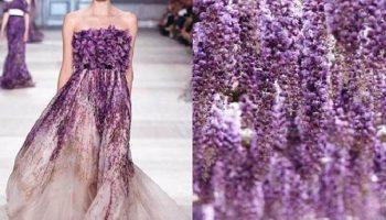 Мать природа и ее стиль: Невероятные платья от самых талантливых дизайнеров всего мира