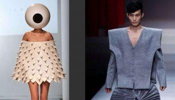 Самые модные и стильные образы с подиума. Мода такая затейница