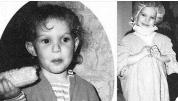 Очень Редкие детские фотографии популярных личностей