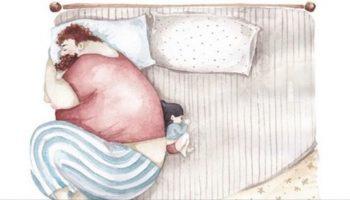 Рисунки и картинки, которые объясняют отношения отцов и дочерей