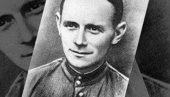 Мне нравится один немецкий солдат Фриц. Он мне не просто нравится — я им восхищаюсь