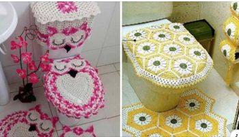 Когда приехала бабушка: вязаные туалеты, которые сделают «важный процесс» приятным