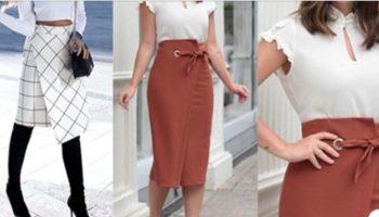 Полезная мода: Юбка, которая скрывает лишние килограммы