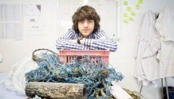 Гений из Нидерландов, который убеждал всех , что может очистить океан, оказался прав!