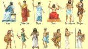 Узнайте, какой греческий бог помогает именно вам. Подскажет этот гороскоп