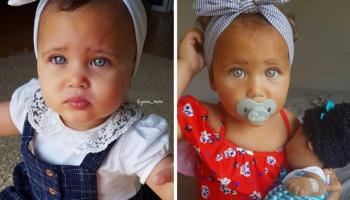 Изображения, которые подтверждают, что в смешанных браках рождаются красивые дети