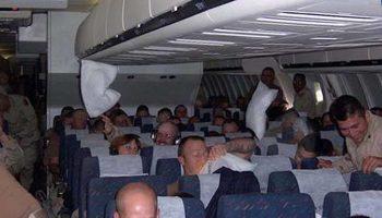 Эта история случилась в самолете, и началась она с того, что один пассажир услышал разговор двух мужчин