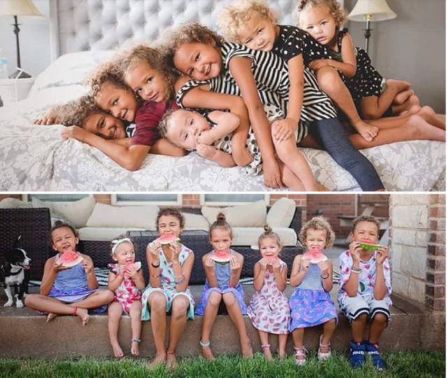 9 фото, подтверждающих, что в смешанных браках рождаются необычные дети