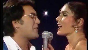 Один из лучших дуэтов «диско» — Аль Бано и Ромина Пауэр «Tu, Soltanto Tu»