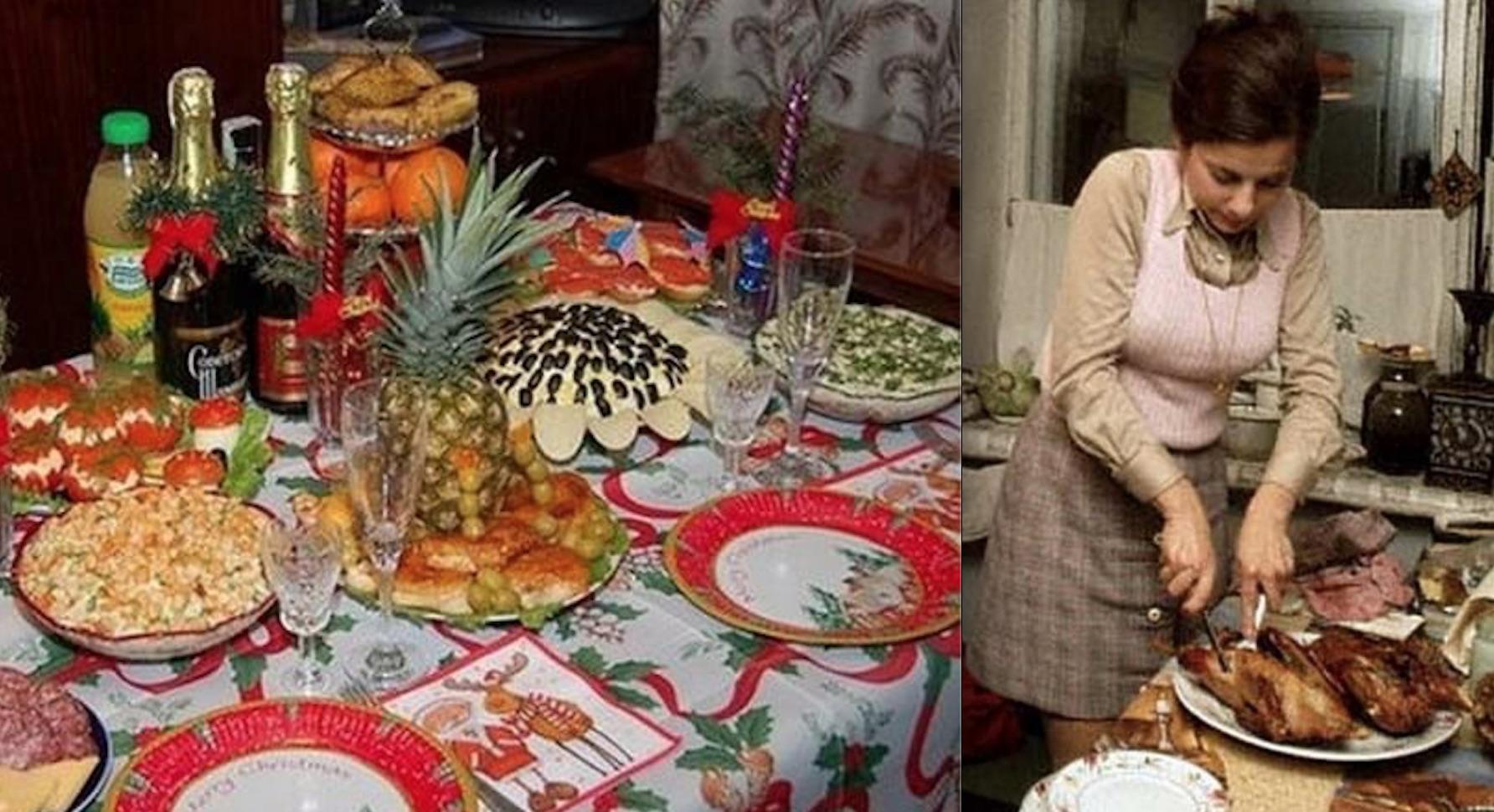 Как встречали Новый год в СССР