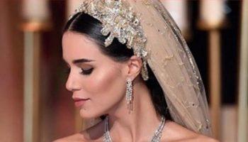 Ливанская невеста в течение всего года шила себе свадебное платье и результат превзошел все ожидания