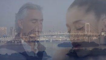 Гениальный Шедевр от Андреа Бочелли и Арианы Гранде! Прекрасно, до дрожи!