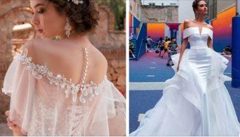 Сказочно-белоснежные свадебные платья, которые восхищают даже мужчин