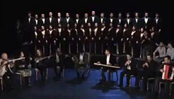 «Нас не догонят» — азербайджанский оркестр. Великолепно! Можно пересматривать бесконечно!