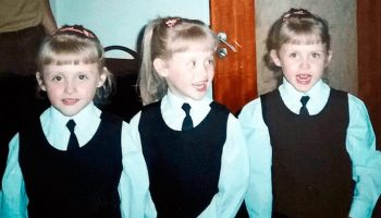 Невероятные сестренки тройняшки, которые родились в 1987 году — как они выглядят в 2019