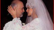 Экстравагантное свадебное платье Селин Дион до сих пор считается одним из самых великолепных в истории