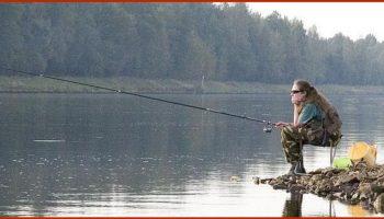 Если б не зловредная соседка, я так бы и не узнала, что муж делает на рыбалке