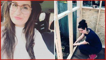 Муж выгнал ее с детьми из дома. Тогда она построила новый дом, и он обошелся всего лишь в 13 тыс долларов!