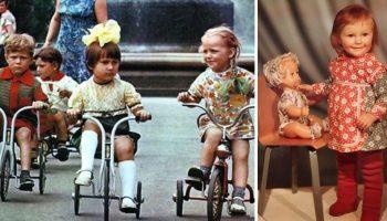 25 фото из советского детства, которые на мгновенье перенесут Вас в прошлое