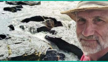 Фотограф из Аляски сделал несколько снимков, а на следующий день ему предлагали за них тысячи долларов!