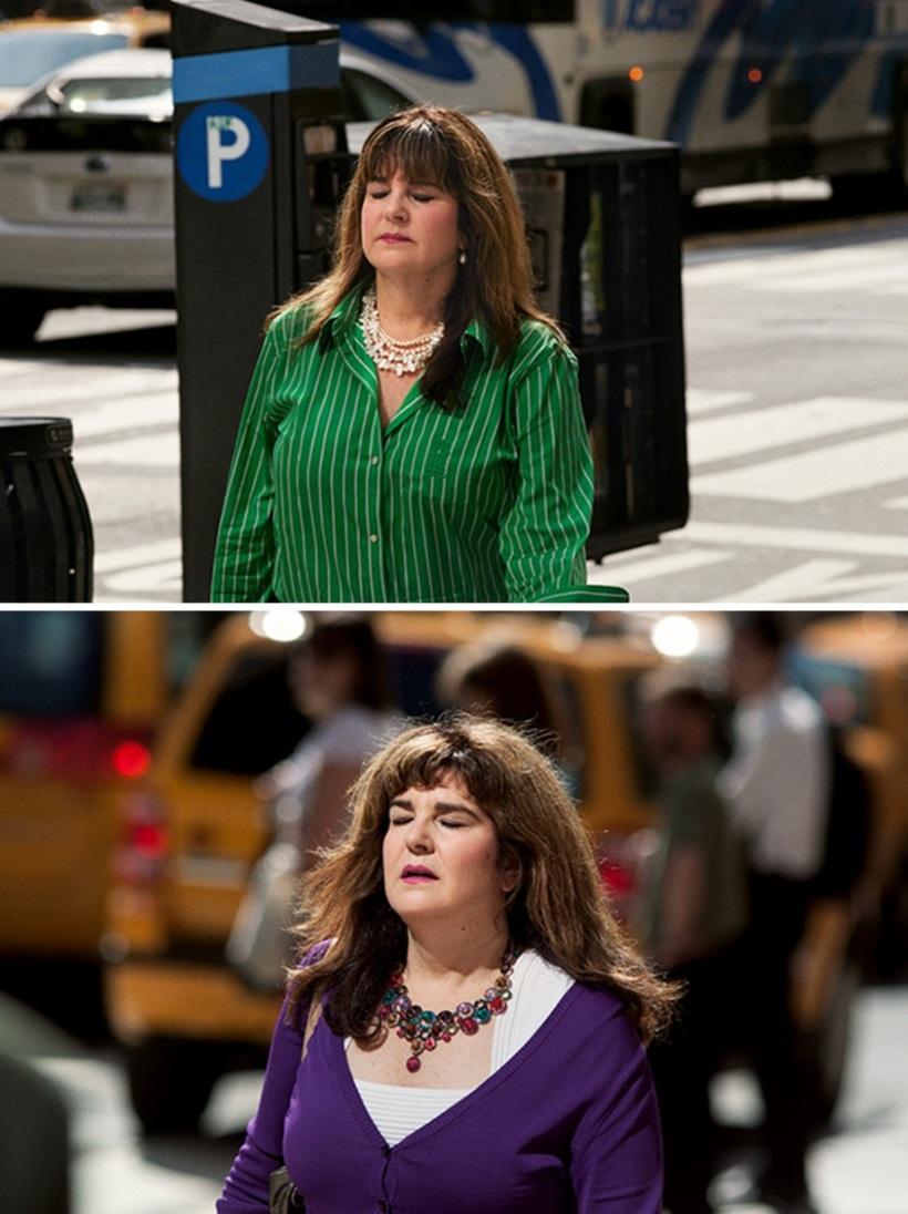 Датский фотограф 9 лет снимал одних и тех же людей по дороге на работу в Нью-Йорке